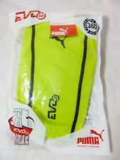 Puma Evo360 Soccer Protect Sleeve Adult M Medium Lime Pmat3102 121158 New Pads