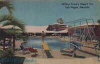 Postcard Wilbur Clark's Desert Inn Las Vegas Nevada NV