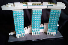 LEGO Architecture Marina Bay Sands pieces(21021)