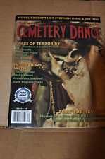 Cemetery Dance Horror Magazine #70 2013 25th Anniversary Stephen King/Joe Hill