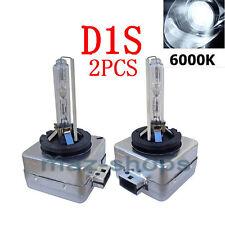 2PCS D1S 6000K OEM HID Headlight Light Bulbs AC Fit 2011 - 2013 Dodge Durango
