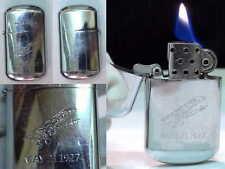 Briquet Ancien @ Spirit of ST Louis - May*21*1927 @ Lighter Feuerzeug Accendino