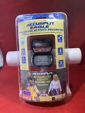 ACCUSPLIT AE170 Pedometer with Steps, Distance, and Calories New In Box Sealed