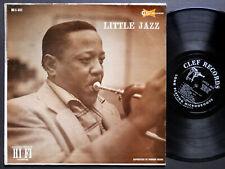 ROY ELDRIDGE Little Jazz LP CLEF RECORDS MG C-683 US 1954 DG MONO Oscar Peterson