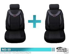 Seat Leon X-PERIENCE ab. 2014 MAß Schonbezüge Sitzbezüge Fahrer & Beifahrer 03