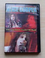 ALICE COOPER - TRATTO DAL FILMATO TRASHES THE WORLD - DVD