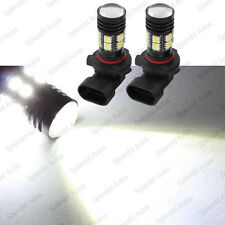 White 9005 CREE Q5 High Power 10-SMD LED Bulbs For Scion FR-S Daytime Lights DRL