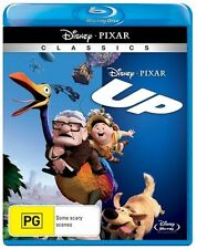 Up ( Blu-ray,  2-Disc Set )