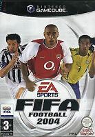 [ GAMECUBE ] FIFA FOOTBALL 2004 - Usato - PAL Ottime Condizioni con Manuale