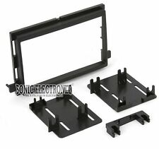 Scosche FD1426B Double DIN Installation Dash Kit for Select 2004-up Ford/Lincoln