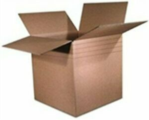 10 16x16x16 Multi Depth Corrugated Boxes Shipping Packing Moving  Cartons