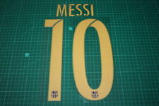 Barcelona 15/16 #10 MESSI Homekit Nameset Printing