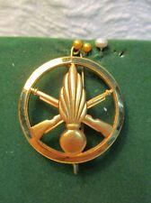 Insigne militaire  - Insigne de béret d'infanterie