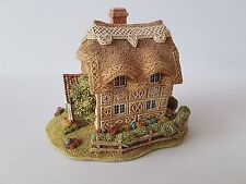 """Lilliput Lane Cottage """"Finchingfields"""" English Collection - South East (1992)"""