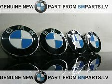 NEW GENUINE BMW 4X 68mm ALLOY WHEEL CENTRE CAPS ALL MODELS !!!! 36136783536