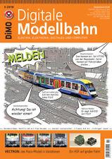 MIBA Eisenbahn Journal Digitale Modellbahn - Melden 2-2018