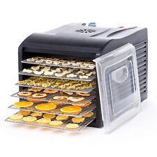 SousVideTools® Hendi 6 Tray Shelf Fruit Dryer Machine Food Preserver Dehydrator