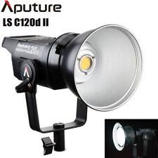 Aputure LS C120D II Mark2 Tageslicht 180 W V-Mount LED-Beleuchtungsset CRI96 + T