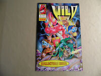The Wild #1 (Unleashed 1988) Free Diomestic Shipping