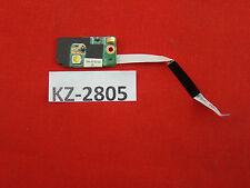 HP EliteBook 6930P Powerbutton Platine Board #KZ-2805