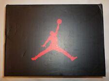 Nike Men's Air Jordan 6 Retro Sport Blue-White Shoes 11 Empty Box W/ Org Tissue
