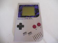 Gameboy GREY ORIGINAL GAMEBOY Nintendo Game Boy CONSOLE (v)