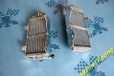 aluminum radiator for Honda CRF250R CRF 250 R 2016-2017 Left&Right side Braced