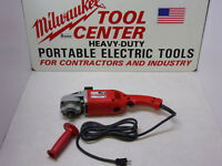 Milwaukee Heavy Duty NOS Cat. # 6072 7-Inch/9-Inch Sander/Grinder Made in USA