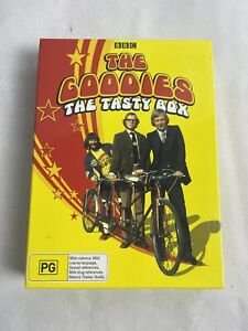 THE GOODIES The Tasty Box BBC 4 DVD Set R4 RARE