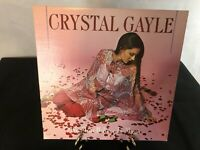 Crystal Gayle - We Must Believe in Magic - LP Record - 1977