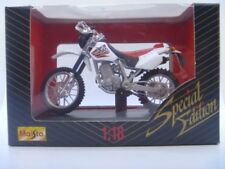 Plastic Contemporary Diecast Motorcycles