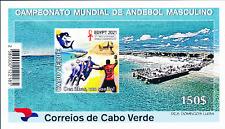 Cabo Verde - 2020 - Egypt 2021 / Handball - Men's World Championship