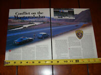 MONTANA HIGHWAY PATROL ORIGINAL 1997 ARTICLE