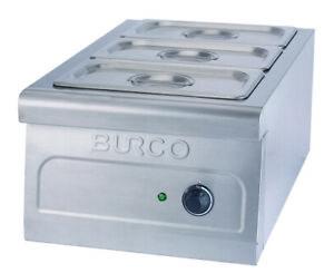 Burco CTBM01 Bain Marie