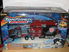 Transformers Armada Leader Powerlinx Optimus Prime w/ Corona Sparkplug NIP VHTF