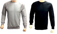 Mens Designer Club Star Zip Plain Sweatshirt Jersey Jumper Sweater Pullover Top