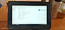 """Dell Latitude 10.1"""" Tablet PC Black ST2 2GB 64GB+Case and Charger"""