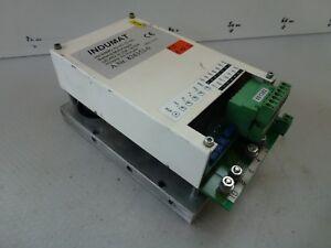Indumat 552 BAMO A2-62-25 /50 Indumat 826352-0 Batterie-Motorregler UE 48V