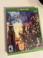 Kingdom Hearts III 3 (Microsoft Xbox One, 2019)