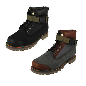 Mens Caterpillar Casual Lace Up Boots Style Name Colorado MR