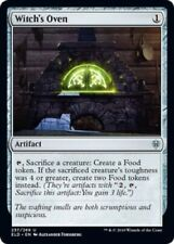 4 x Witch's Oven (237/269) - Throne of Eldraine - Uncommon