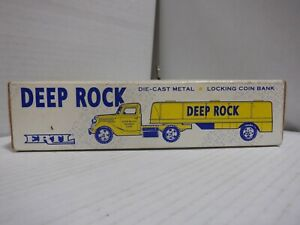 ERTL Deep Rock Limited Edition 1937 Tractor/Tanker Bank 1 of 5000 012221MGL2