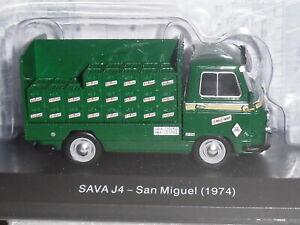 ALTAYA IXO SAN MIGUEL SAVA J4 (AUSTIN MORRIS BMC) BOTTLE TRUCK MODEL MW07 1:43