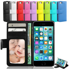 NEW Premium Wallet Leather Case Stand Cover for Apple iPhone 6S 6 Plus