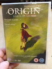 Origin:Spirits Of The Past(R2 DVD)Anime Manga New+Sealed Post Apocalyptic Gonzo
