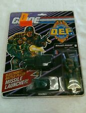 Vintage 1991 G.I.JOE DEF Bullet-Proof figure