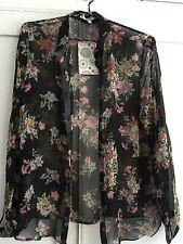Chiffon multycolor blouse