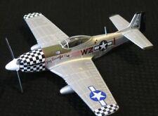 USA P-51 Mustang Fighter  Aircraft + magazine