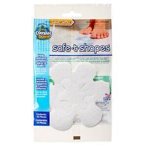 14 Piece Non Slip Bath Appliques Shower Bath Tub Stickers Decals