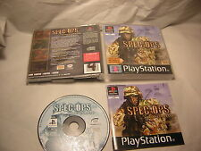 Playstation 1 Spec Ops Airborne Commando PS1 PS2 2
